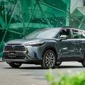Mua Toyota Corolla Cross cần trả 30-70 triệu đồng phụ kiện