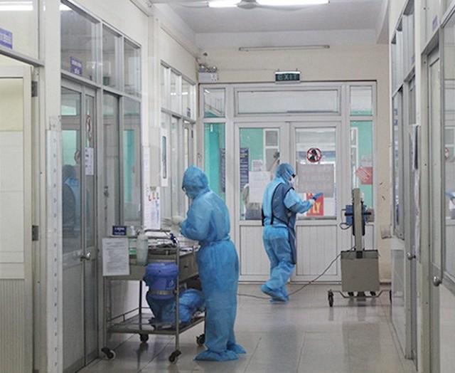 Ca nhiễm Covid-19 thứ 10 tử vong