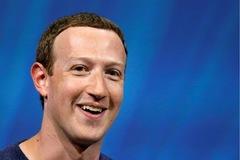 Tài sản của Mark Zuckerberg lần đầu cán mốc 100 tỷ USD
