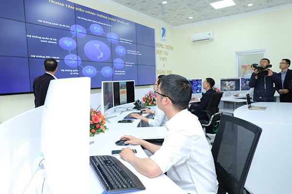 Phát triển Chính phủ số gắn kết chặt với chuyển đổi số, xây dựng đô thị thông minh