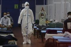 Số ca nhiễm Covid-19 tại Ấn Độ vượt 2 triệu