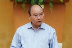 Thủ tướng: Không lấy lý do thiếu tiền để chậm mua thiết bị chống dịch