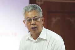 Ông Nguyễn Đức Kiên: 'Chính phủ đang ứng phó với tâm thế dịch kéo dài'
