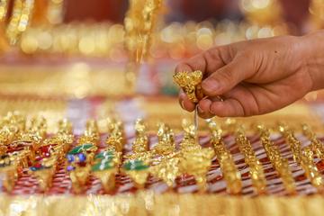 Giá vàng SJC giảm cả triệu đồng mỗi lượng
