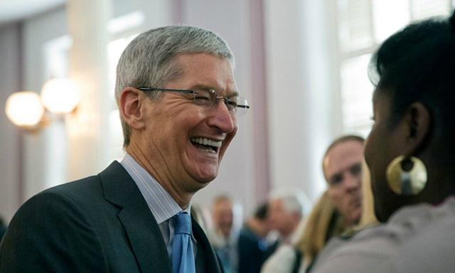 Tim Cook biến Apple thành tập đoàn 1.900 tỷ USD như thế nào?