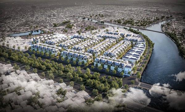 Tài chính Hoàng Huy thành lập công ty con thực hiện dự án bất động sản
