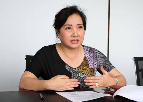 Bà Nguyễn Thị Như Loan thôi làm Chủ tịch Quốc Cường Gia Lai