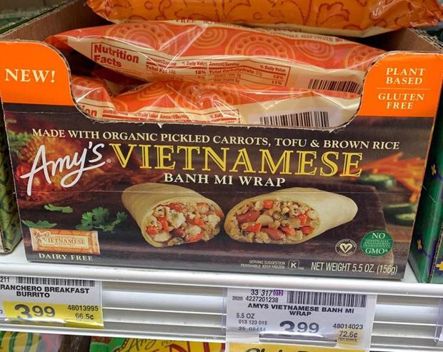 Bánh mì Việt Nam được bán tại Nhật với giá gần 80.000 đồng