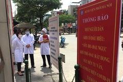 Bộ Y tế kiểm tra hai bệnh viện nhiều nguy cơ ở Hà Nội