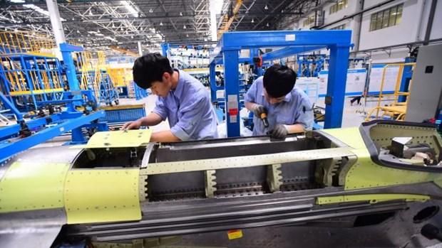 Kinh tế Trung Quốc đang trên đà phục hồi sau COVID-19. (Ảnh: SME Asia)