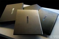 Toshiba không còn sản xuất máy tính