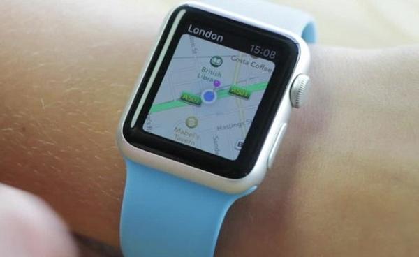 Sau hơn 3 năm bị loại bỏ, Google Maps trở lại Apple Watch
