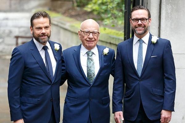 Gia tộc Murdoch: Hành trình xây dựng khối tài sản 17 tỷ USD và 'cuộc chiến' kế vị