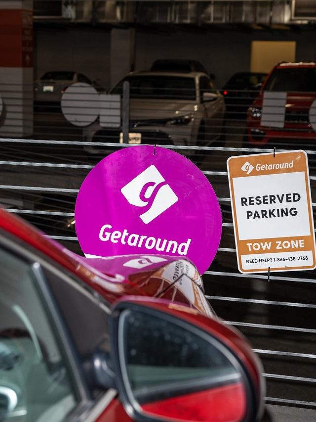 Hoạt động kinh doanh của startup chia sẻ ôtô Getaround khởi sắc trở lại vào tháng 5. Ảnh: New York Times.