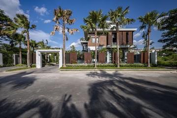'Công viên' biệt thự 1.800 m2 ở Cần Thơ, có thể biến nước mưa thành nước uống tinh khiết