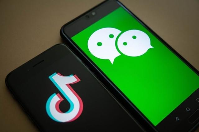 Trung Quốc muốn đưa WeChat, TikTok vào đàm phán với Mỹ