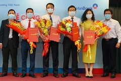 VietinBank điều chuyển, bổ nhiệm loạt giám đốc chi nhánh