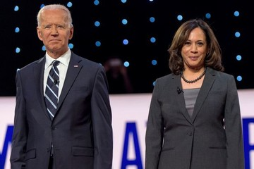 Joe Biden chọn Kamala Harris làm đối tác tranh cử