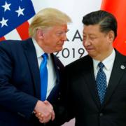 Trump: Quan hệ 'tuyệt vời' với chủ tịch Trung Quốc đã thay đổi