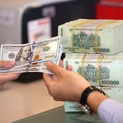 VND giảm giá theo USD