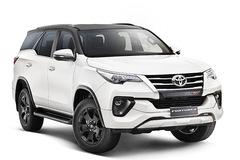 Toyota Fortuner 2020 có thêm bản Limited Edition giá 1 tỷ đồng