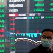 Chứng khoán châu Á trái chiều sau phiên tăng của Phố Wall