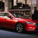 """<p class=""""Normal""""> <strong>New Mazda6</strong></p> <p class=""""Normal""""> Mẫu sedan New Mazda6 có giá bán khởi điểm từ 889 triệu đồng được Thaco giảm giá thêm 20 triệu đồng cho khách hàng mua xe trong tháng 8. Mẫu xe phân khúc D có mức giá lăn bánh hấp dẫn nhờ được hưởng lợi thế về phí trước bạ.</p> <p class=""""Normal""""> Bên cạnh đó, Thaco cũng triển khai chương trình ưu đãi cho một số mẫu xe Mazda khác với quà tặng là gói bảo hiểm vật, ưu đãi lãi suất... (Ảnh: <em>Thaco</em>)</p>"""