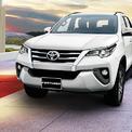 """<p class=""""Normal""""> <strong>Toyota Fortuner</strong></p> <p class=""""Normal""""> Trong tháng 8, Toyota thực hiện chương trình ưu đãi trị giá 55 triệu đồng cho khách hàng hoàn tất thủ tục thanh toán 100% khi mua xe Fortuner 2.4 AT 4x2 (FK), Fortuner 2.4 MT 4x2 (FG) sản xuất trong nước. Bên cạnh đó, người mua xe cũng được hưởng ưu đãi từ chính sách giảm 50% lệ phí trước bạ theo Nghị định số 70/2020/NĐ-CP tương đương 70 triệu đồng tùy từng mẫu xe và khu vực. (Ảnh: <em>Toyota</em>)</p>"""