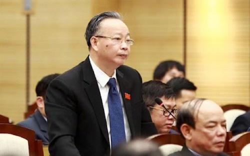 Ông Nguyễn Văn Sửu phụ trách, điều hành hoạt động UBND TP Hà Nội thay ông Nguyễn Đức Chung