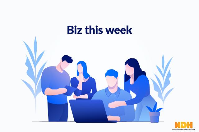 Doanh nghiệp tuần qua: Có doanh nghiệp chia thưởng tỷ lệ 100%, biến động tại Vinaconex
