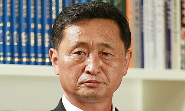 Tân thủ tướng Triều Tiên Kim Tok-hun. Ảnh: KCNA.