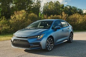 10 ôtô bán chạy nhất thế giới nửa đầu năm 2020