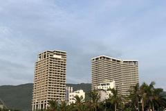 Bình Định tạm dừng cấp phép xây dựng các dự án căn hộ, biệt thự du lịch