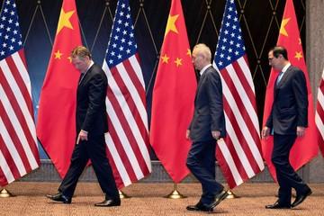Mỹ, Trung bất ngờ hoãn họp đánh giá thỏa thuận thương mại giai đoạn 1