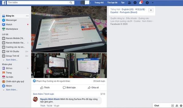 Facebook xóa bỏ giao diện cũ trên nền web từ tháng 9