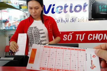 Thêm một người trúng Vietlott hơn 17 tỷ đồng