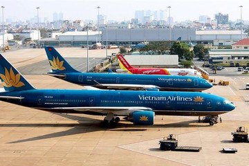 Kiến nghị cho các hãng hàng không được vay gói tín dụng khoảng 27.000 tỷ đồng