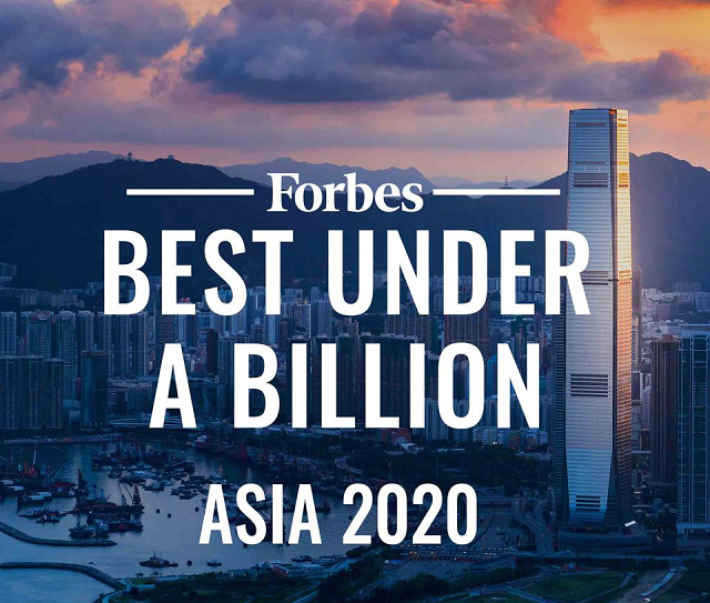 6 công ty Việt trong top 200 doanh nghiệp vừa và nhỏ châu Á nổi bật của Forbes