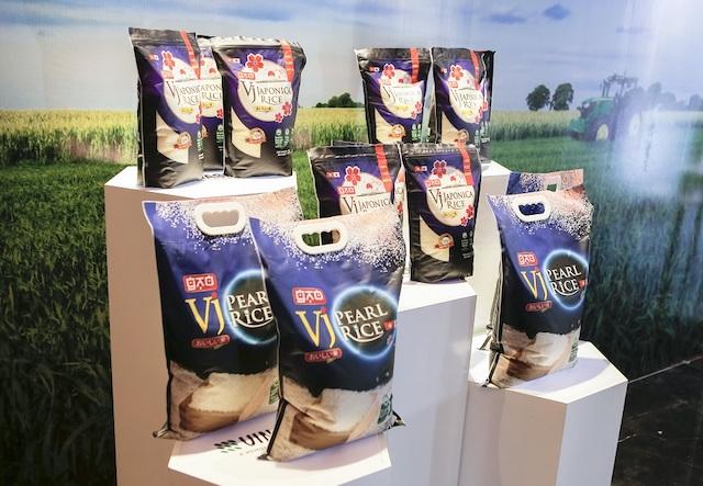 Lần đầu gạo thương hiệu Việt được xuất chính ngạch sang Úc