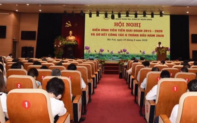 Hội nghị tổ chức tại trụ sở chính NHNN. Ảnh: NHNN.