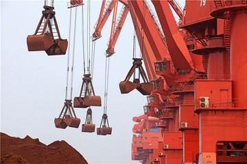 Giá quặng sắt Trung Quốc lập đỉnh 6 năm