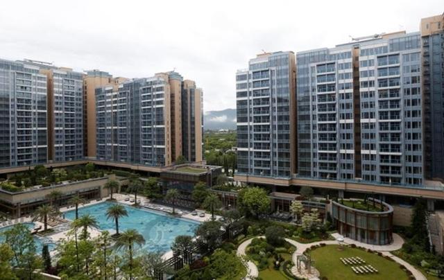 Nhà giàu Trung Quốc thanh lý căn hộ xa xỉ ở Hong Kong