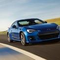 """<p class=""""Normal""""> <strong>3.<span> </span>Subaru BRZ: 44,5 ngày</strong></p> <p class=""""Normal""""> Giá trung bình: 20.276 USD</p> <p class=""""Normal""""> Subaru BRZ được sản xuất với số lượng ít và nhắm vào một số đối tượng khách hàng nhất định, do đó nguồn cung xe cũ không nhiều. (Ảnh: <em>Car and Drive</em>)</p>"""