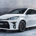 """<p class=""""Normal""""> <strong>4.<span> </span>Toyota Yaris: 44,8 ngày</strong></p> <p class=""""Normal""""> Giá trung bình: 14.118 USD</p> <p class=""""Normal""""> Với thiết kế nhỏ gọn cùng mức giá khởi điểm phải chăng, Yaris thu hút được nhiều đối tượng khách hàng. (Ảnh: <em>Toyota</em>)</p>"""