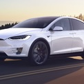 """<p class=""""Normal""""> <strong>6.<span> </span>Tesla Model X: 47,6 ngày</strong></p> <p class=""""Normal""""> Giá trung bình: 68.380 USD</p> <p class=""""Normal""""> Tương tự Tesla Model 3, Tesla Model X xuất hiện trên thị trường từ cuối năm 2015 nên nguồn cung xe cũ vẫn còn hạn chế. (Ảnh:<em> Car and Drive</em>)</p>"""