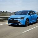 """<p class=""""Normal""""> <strong>9.<span> </span>Toyota Corolla Hatchback: 50,2 ngày</strong></p> <p class=""""Normal""""> Giá trung bình: 18.602 USD</p> <p class=""""Normal""""> Toyota Corolla Hatchback 2019 khá mới trên thị trường vì vậy lượng xe cũ bán ra không nhiều. (Ảnh: <em>Car and Drive</em>)</p>"""