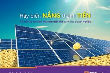 TPBank chi chục nghìn tỷ đồng cho năng lượng tái tạo
