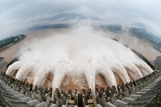 Thủy điện Mã Đổ Sơn xả lũ có ảnh hưởng tới Việt Nam?