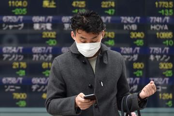 Chứng khoán châu Á tăng điểm trong phiên cuối tuần