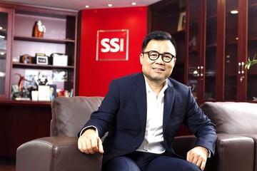 SSI phát triển đồng hành với thị trường chứng khoán